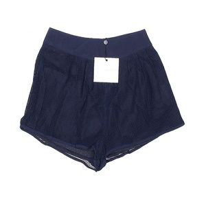 Finders Keepers   Navy Blue All She Wants Shorts 2